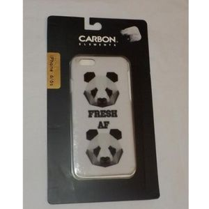 Panda iPhone 6/6S Cellphone Skin Case Protector
